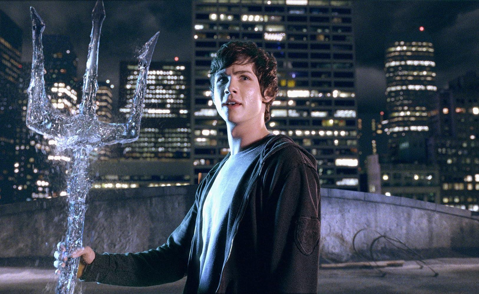 Potongan Film Percy Jackson (IMDb)
