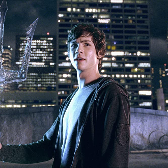 Logan Lerman in Percy Jackson & the Olympians: The Lightning Thief (2010)