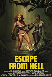 Escape from Hell Poster