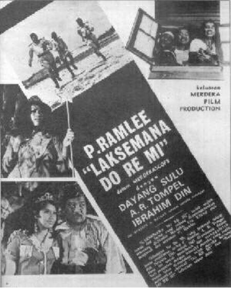 View Laksemana Do Re Mi (1972) Movie poster on IndoXX1