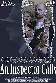 Jason Farries, Leona Clarke, Ben Ter Haar, Penelope Wildgoose, Martin Nadin, and John Farries in An Inspector Calls (2018)