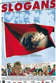 Slogans(2001) Poster - Movie Forum, Cast, Reviews