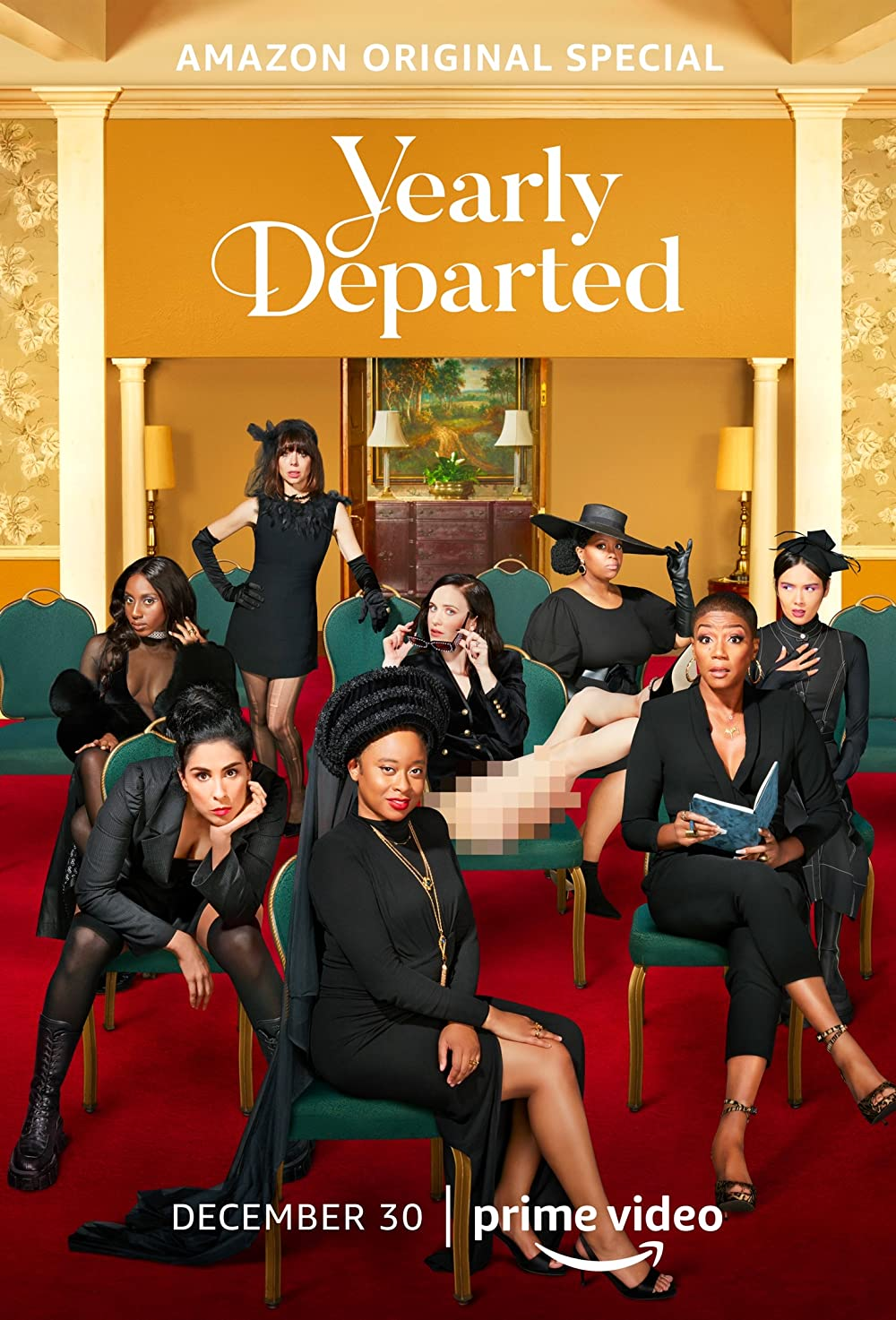 Yearly Departed 2020 English 720p HDRip 800MB | 150MB Download