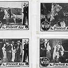 Tim McCoy, Sheila Bromley, Stephen Chase, Charles King, and Joe Sawyer in The Prescott Kid (1934)