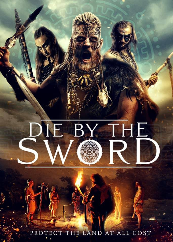 Die by the Sword (2020) WebRip 720p Dual Audio [Hindi (Voice Over) Dubbed + English] [Full Movie]