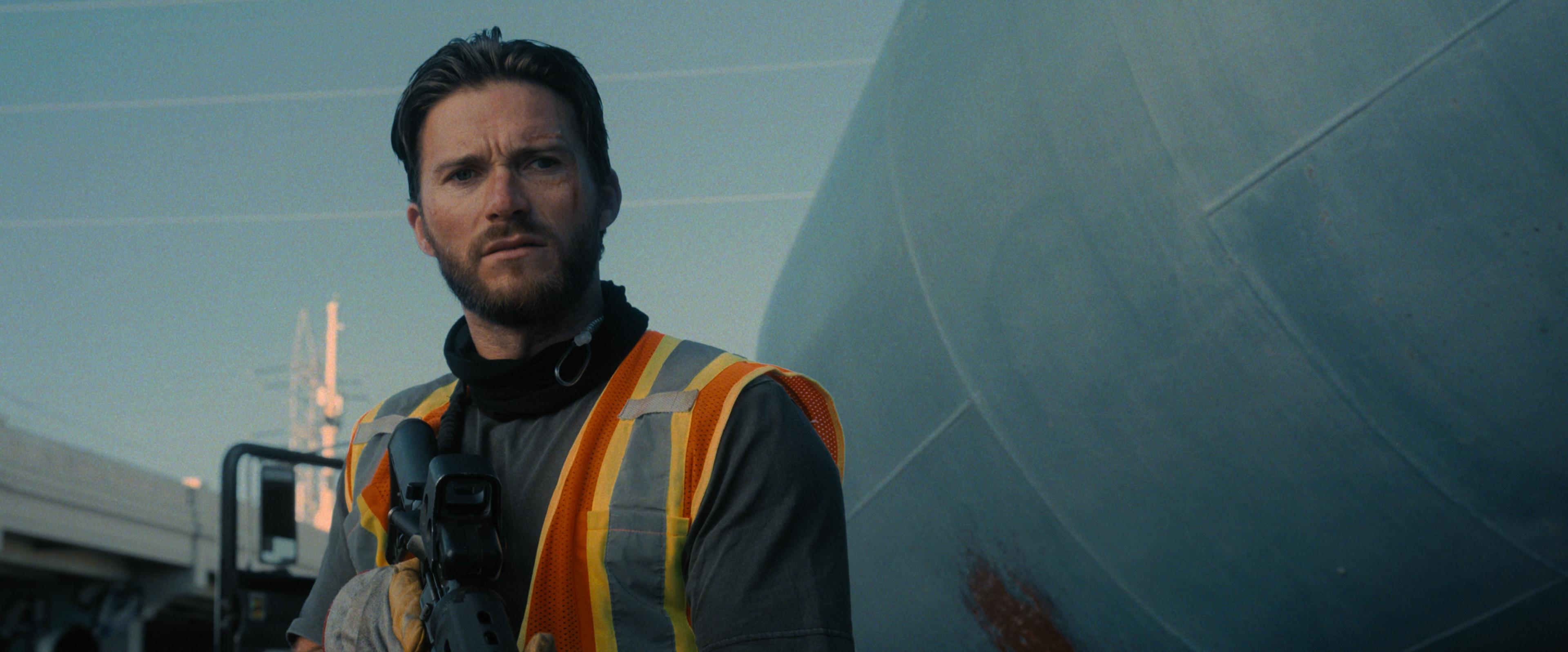 Scott Eastwood in Wrath of Man (2021)