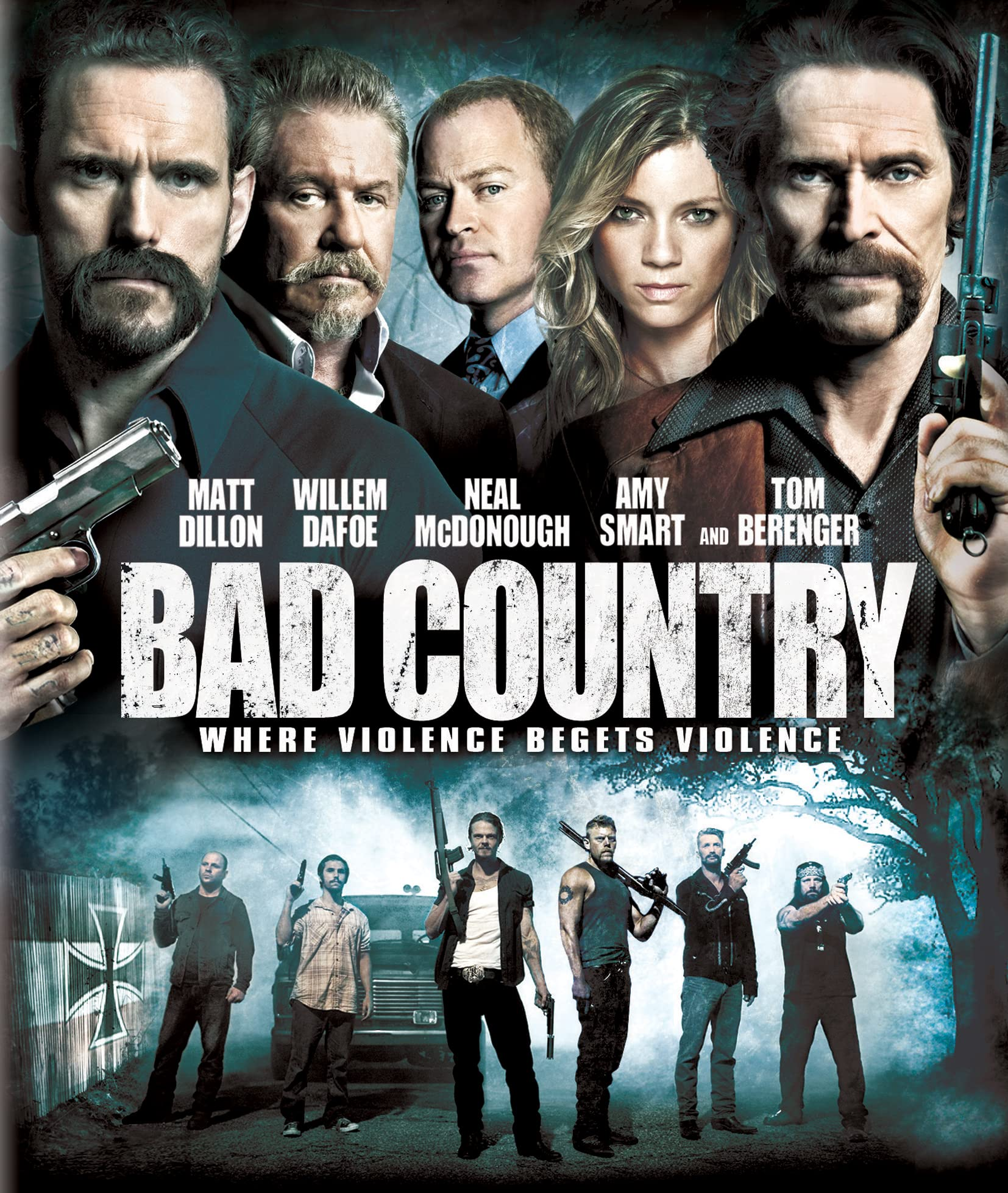 Bad Country movie free download in hindi
