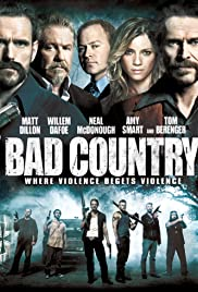 Website for mobile movie downloads Bad Country [320x240]