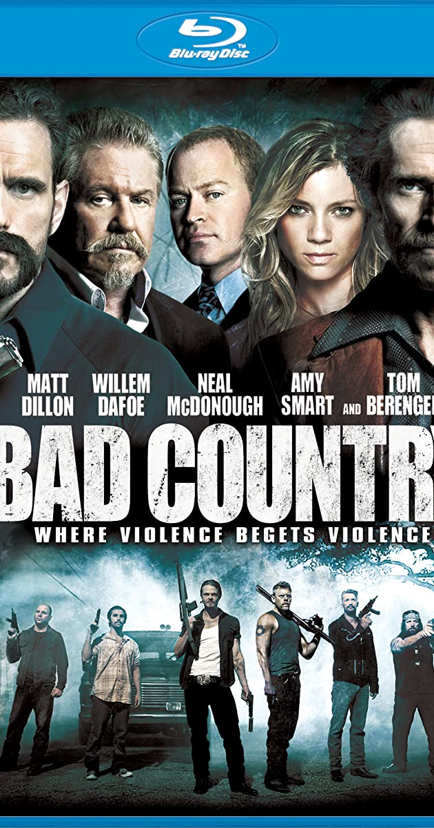 Subtitle of Bad Country