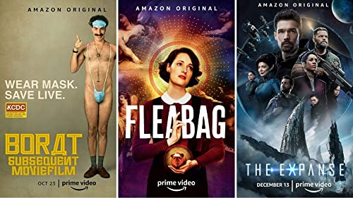 The Best Movies and Shows to Stream on Prime Video list