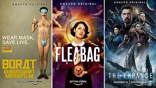 The Best Prime Video Originals to Stream Now list