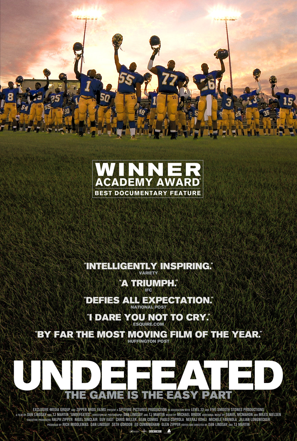 Image result for undefeated film