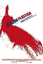 Cuba plástica Poster