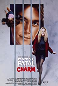 Amanda Peterson and Christopher Atkins in Fatal Charm (1990)