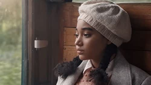 Amandla Stenberg stars in this coming of age story about a bi-racial teenager struggling for survival in Nazi Germany.