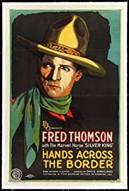 Hands Across the Border Poster