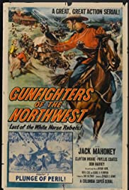 Gunfighters of the Northwest Poster