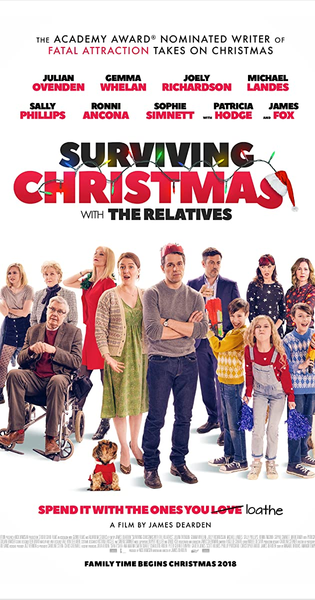 Subtitle of Surviving Christmas with the Relatives