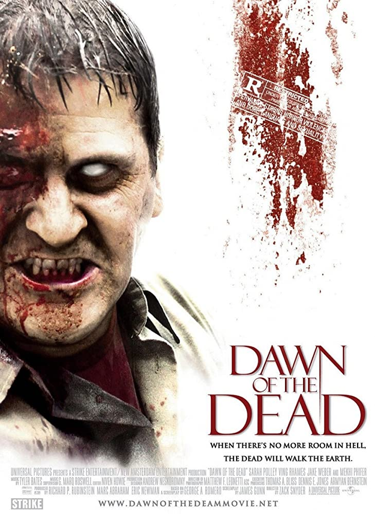 Dawn of the Dead 2004 Hindi Dual Audio 400MB BluRay Download