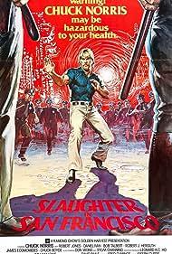 Chuck Norris and Don Wong in Huang mian lao hu (1974)