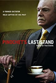 Pinochet's Last Stand Poster