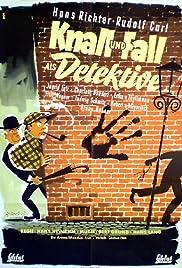 Knall und Fall als Detektive Poster