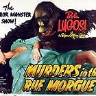 Sidney Fox in Murders in the Rue Morgue (1932)