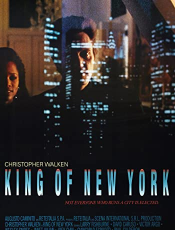 King of New York (1990) 1080p
