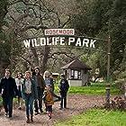 Matt Damon, Patrick Fugit, Carla Gallo, Scarlett Johansson, Elle Fanning, Colin Ford, and Maggie Elizabeth Jones in We Bought a Zoo (2011)