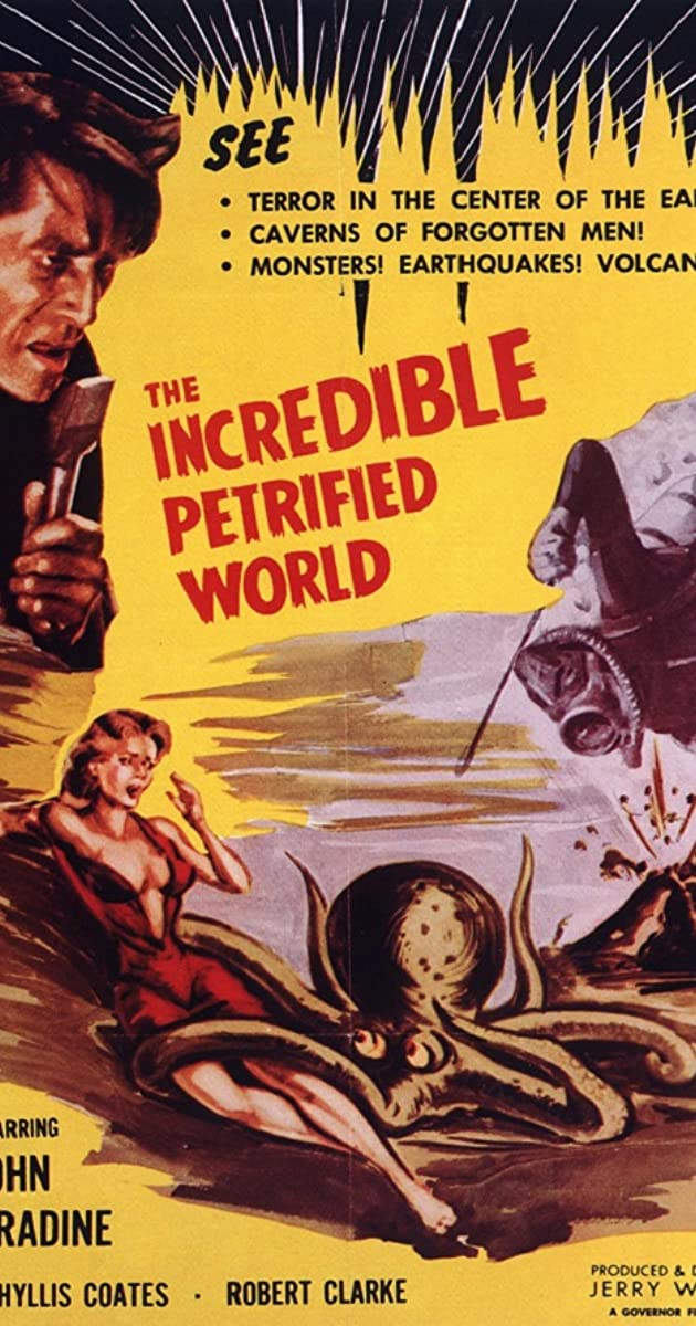 The Incredible Petrified World 1959 Imdb