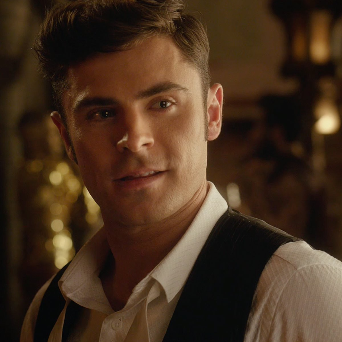 Zac Efron in The Greatest Showman (2017)
