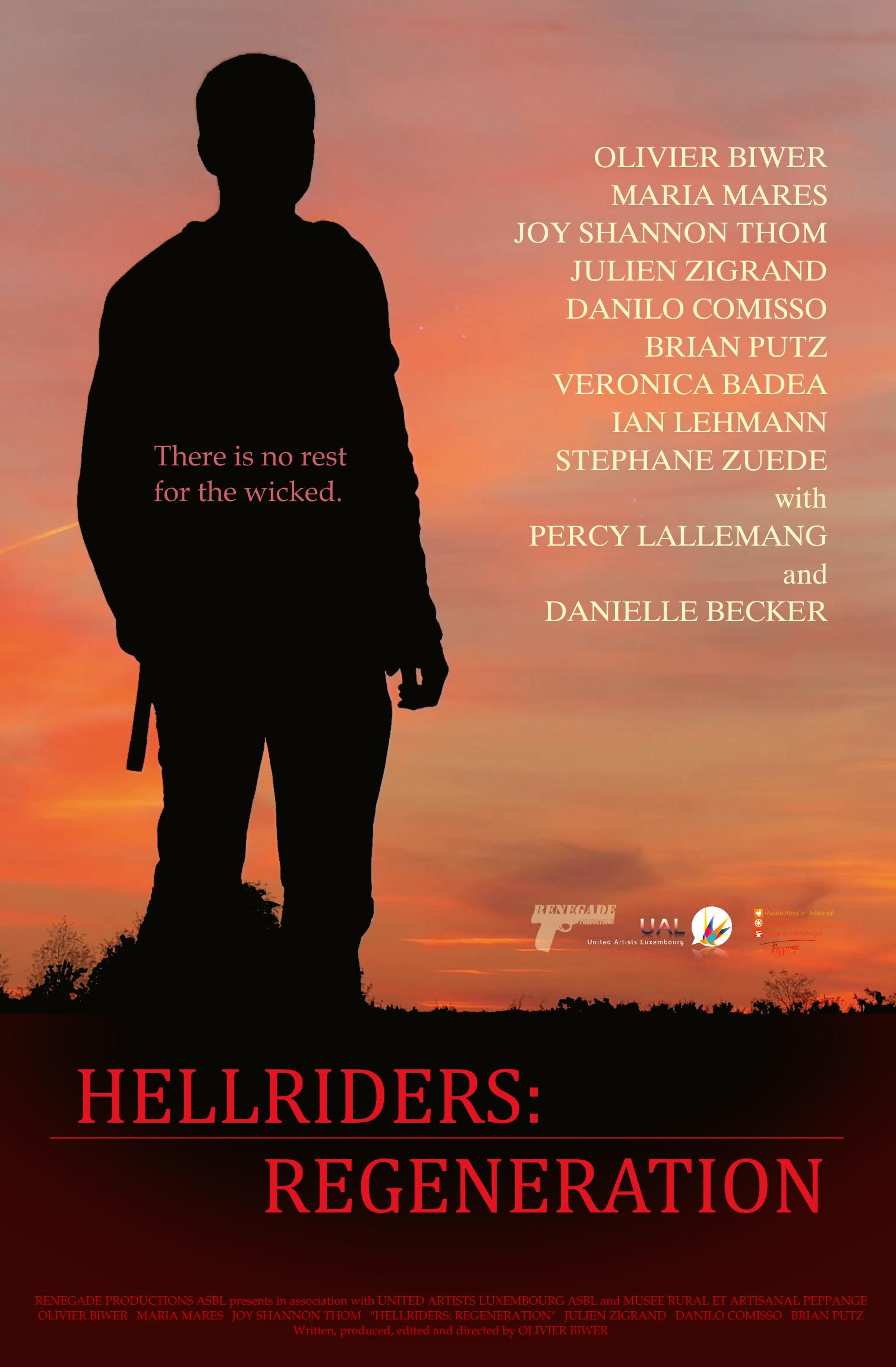 Hellriders: Regeneration