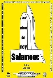 Las minas del rey Salamone Poster