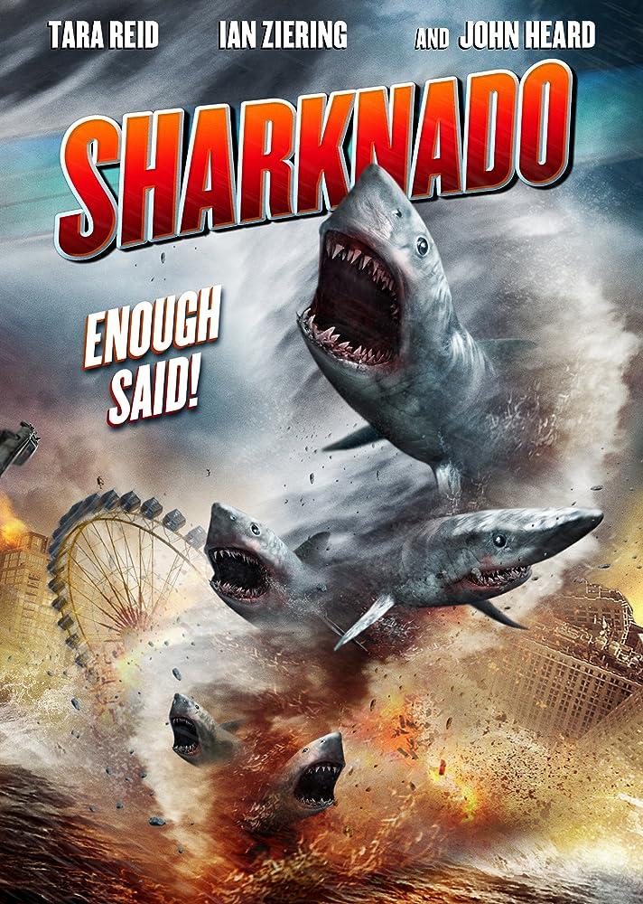 Sharknado (2013) ฝูงฉลามทอร์นาโด