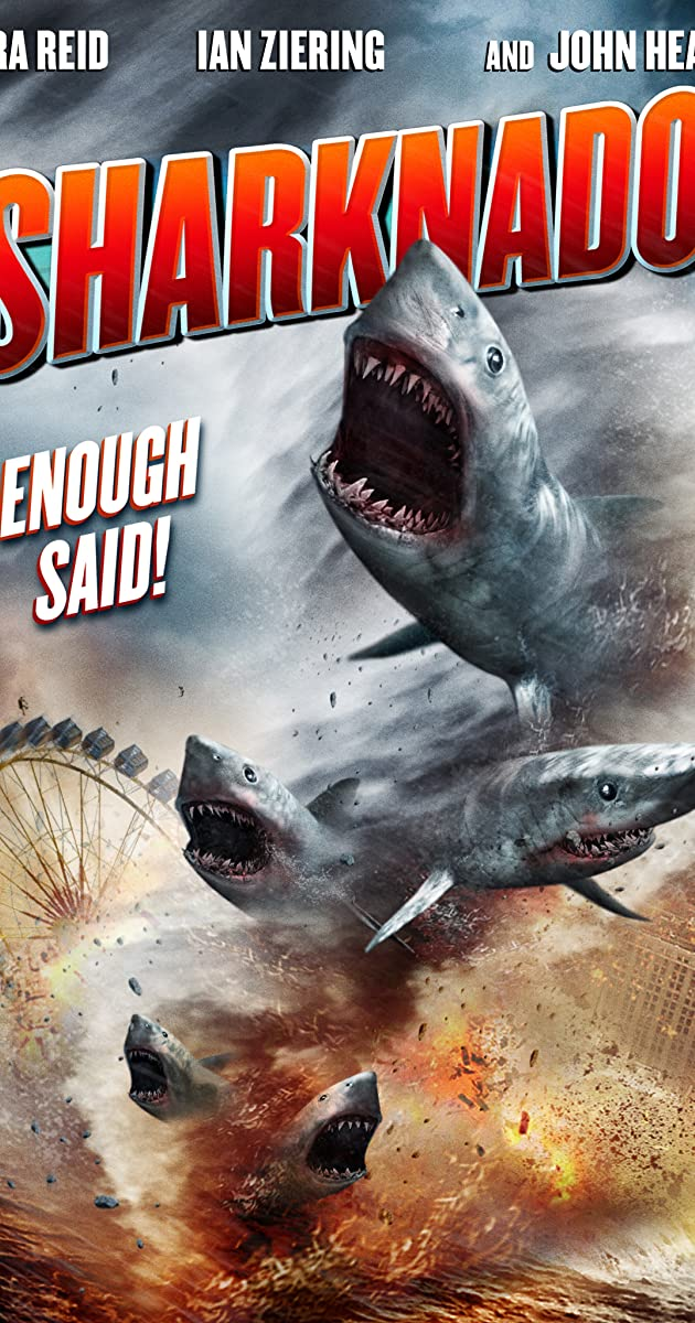 sharknado tv movie 2013 imdb