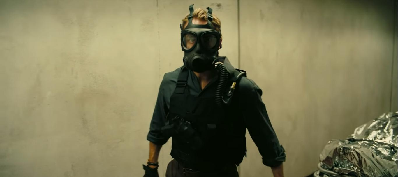 Robert Pattinson in Tenet (2020)