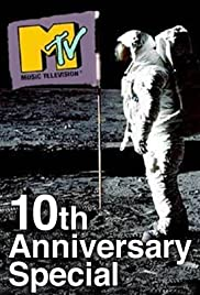 MTV's 10th Anniversary Special Poster