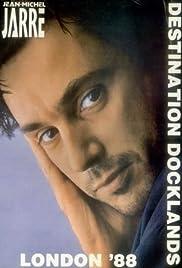 Jean-Michel Jarre Destination Docklands Poster