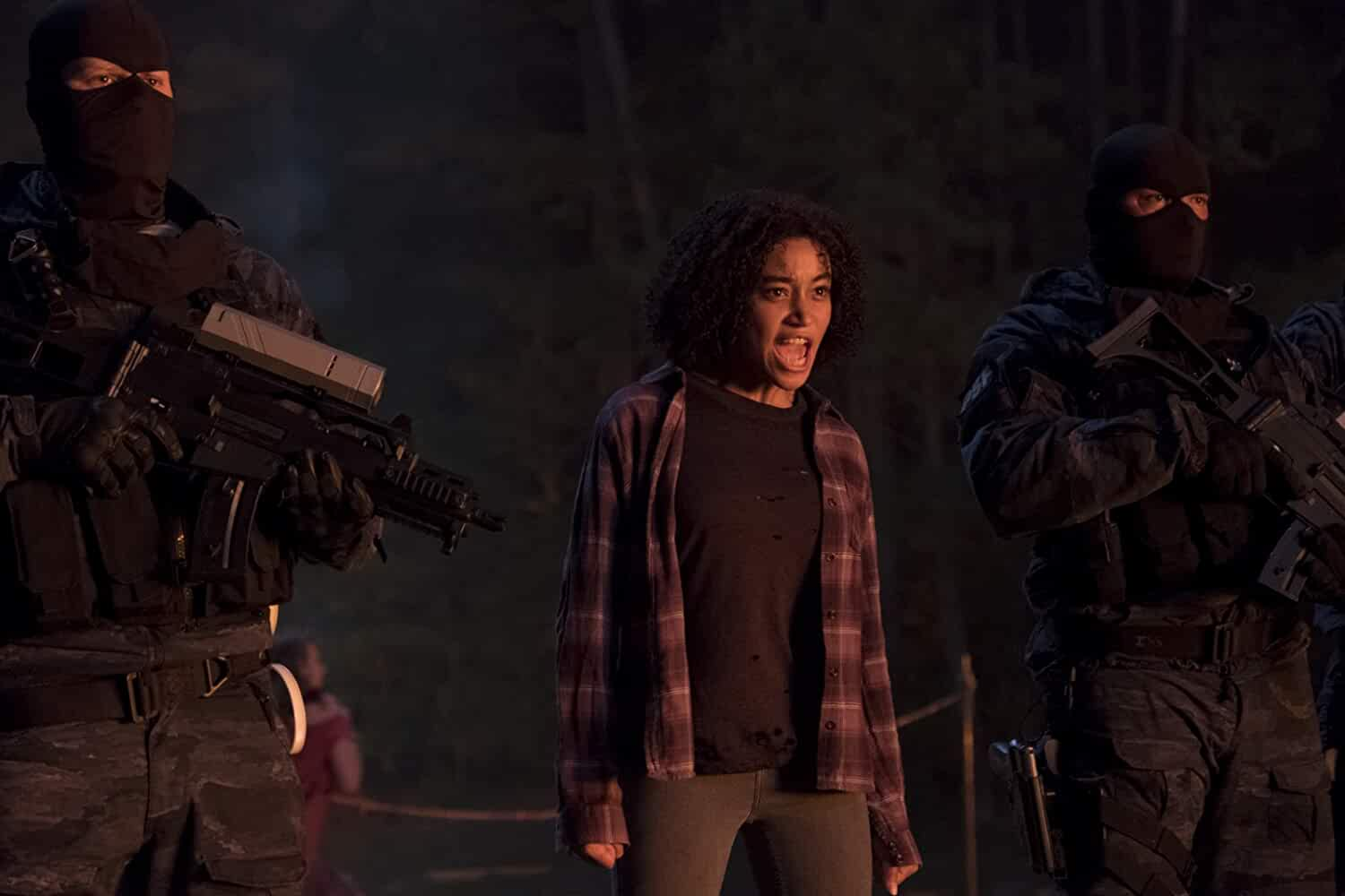 Amandla Stenberg in The Darkest Minds (2018)