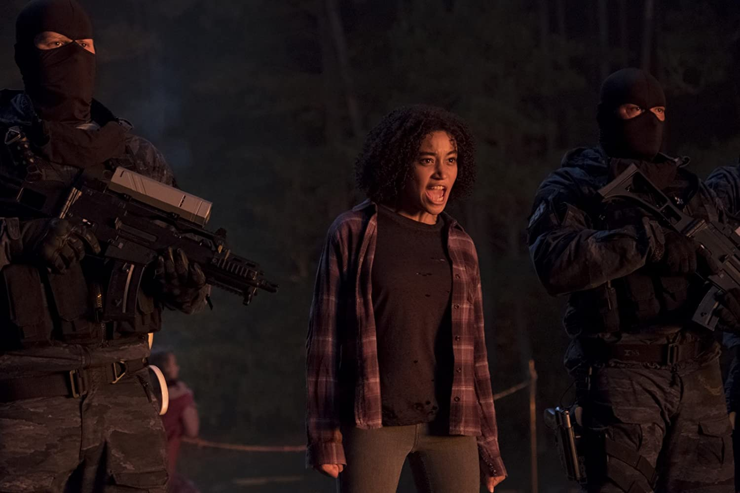 Amandla Stenberg in The Darkest Minds (2018)  mentes sombrias crítica
