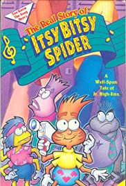 The Real Story of Itsy Bitsy Spider Poster