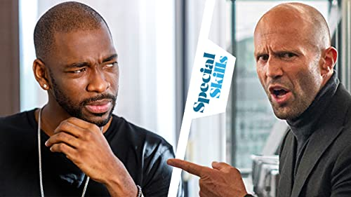 Jay Pharoah's Special Skill Is Becoming Jason Statham
