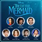 Javier Bardem, Rob Marshall, Melissa McCarthy, Halle Bailey, Daveed Diggs, Jacob Tremblay, Awkwafina, and Jonah Hauer-King in The Little Mermaid (2023)