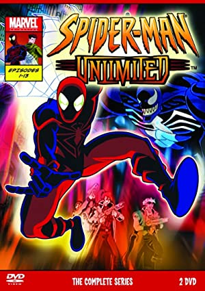 Where to stream Spider-Man Unlimited