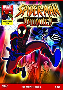 Download Spider-Man Unlimited full movie in hindi dubbed in Mp4