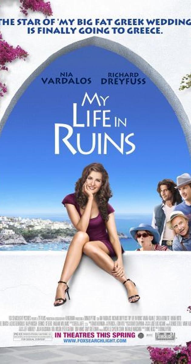 My Life In Ruins 2009 Imdb