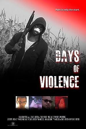 Where to stream Days of Violence