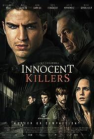 Miguel Ángel Solá, Maxi Iglesias, Luis Fernández, Aura Garrido, Javier Hernández, and Alvar Gordejuela in Asesinos inocentes (2015)