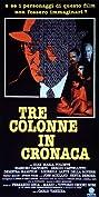 Tre colonne in cronaca (1990) Poster