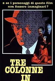 Tre colonne in cronaca(1990) Poster - Movie Forum, Cast, Reviews